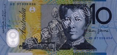 10 Dollar - Verso - Autralie