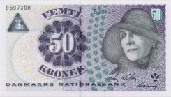 50 Couronne - Recto - Danemark
